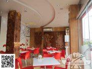 طرح کتیبه سفالی ، طرح سفال نقش برجسته ، پروژه هتل جلفا اصفهان