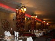 طرح کتیبه سفالی ، طرح های سفالی ، پروژه رستوران نارنج هتل جلفا