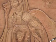 pottery , pottery Relief ,  Miniature design