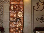 pottery , pottery Relief , puzzles