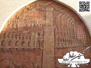 الفخار ،  مشروع جسر خواجو