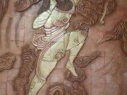 الفخار  ,  هندسه دیکور