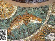 الهندسه الفسیفساء  الأسماک رمز -۹۷۸