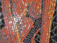 الهندسه الفسیفساء  الأنثى رمز -۹۷۵
