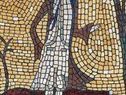 الهندسه الفسیفساء  الأنثى رمز -۹۷۹