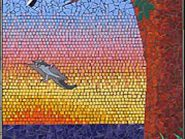 الهندسه الفسیفساء  الغابات رمز -۹۵۲