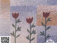 الهندسه الفسیفساء  هدف رمز -۹۶۰