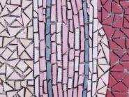 الهندسه الفسیفساء  وعاء رمز -۹۶۱