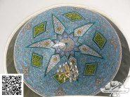 بلاط الفسیفساء، - قبه الفرعیه - مسجد بالأشهر -۱۲۰۱