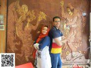 بیتزا نیک داد اللوحه الخزفیه-۰۲