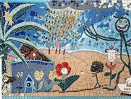 للکسر البلاط -، - الرسم للأطفال رمز -۹۴۵