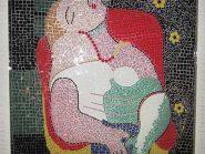 للکسر البلاط -، - النوم رمز -۹۲۶