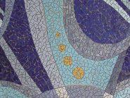 للکسر البلاط -، - تصمیم التکعیبیه رمز -۹۳۷