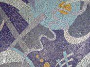 للکسر البلاط -، - تصمیم التکعیبیه رمز ۹۳۸