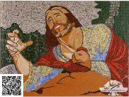 للکسر البلاط -، - رجل رمز -۹۴۸