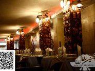 مطعم نارنج لفندق جلفا- أصبهان، سنه الإنجاز-۰۶
