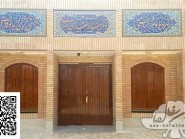 Ceramic reliefs gymnasium Kojan-07