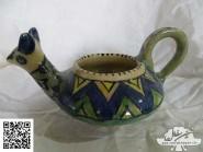 Conception, poterie, pot-Code 673