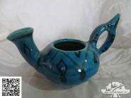 Design-recouverte de porcelaine, -B pied code -692