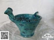 Design-vedette-céramique -, - le récipient d'argile code -649
