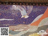 Génie-mosaïque -, - Phoenix code -966