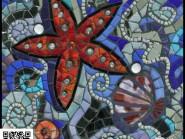 Génie-mosaïque -, - Star code -976