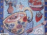 Génie-mosaïque -, - code-barres 958