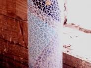 Génie-mosaïque -, - colonne code -950