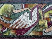 Génie-mosaïque -, - conception-cubisme code -989