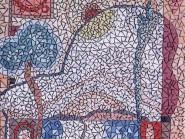 Génie-mosaïque -, - la vue de code -959