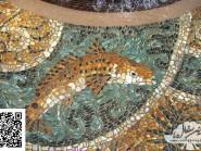 Génie-mosaïque -, - poissons code -978