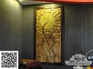 Les bas-reliefs en terre cuite – Restaurant Talaïeh-01