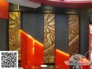 Les bas-reliefs en terre cuite – Restaurant Talaïeh-03