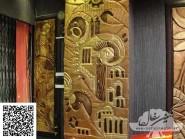 Les bas-reliefs en terre cuite – Restaurant Talaïeh-04
