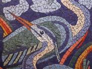 Peinture, mosaïque -, - détachants code -910