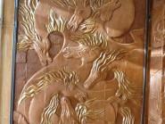 Pizza Nikdad peinture de poterie-06