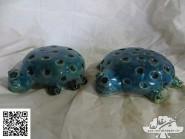 Projet par la poterie -, - tortue code -616