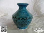 Relief-poterie -, - le récipient d'argile code -633