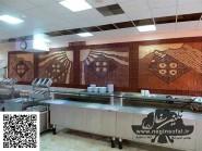 Restaurant de l'entreprise de pétrochimie de Maroun- Mahshahr-03