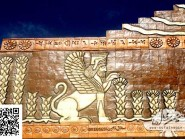 Sollievo in ceramica Persepolis - 03