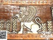 Sollievo in ceramica Persepolis - 04