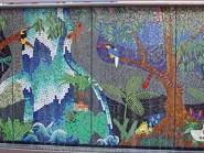 Tile brisé -, - forêt code -946
