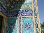 Tile-mosaic, -Srdr-mosque-code -1203