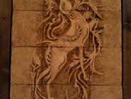 ceramica , Cervo