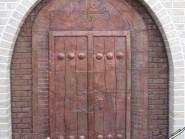 ceramica , Disegni porta tradizionali