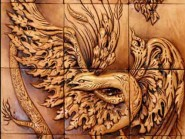 ceramica , Phoenix Design in miniatura