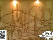 ceramica , Piastrelle alle pareti