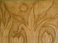 ceramica , Piastrelle sul muro