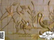 ceramica , Progettazione del paesaggio