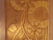 ceramica , Progettazione di girasole